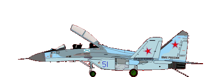 Colours of the MiG-29 (Fulcrum)